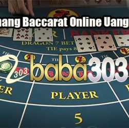 Taktik Menang Baccarat Online Uang Asli Resmi